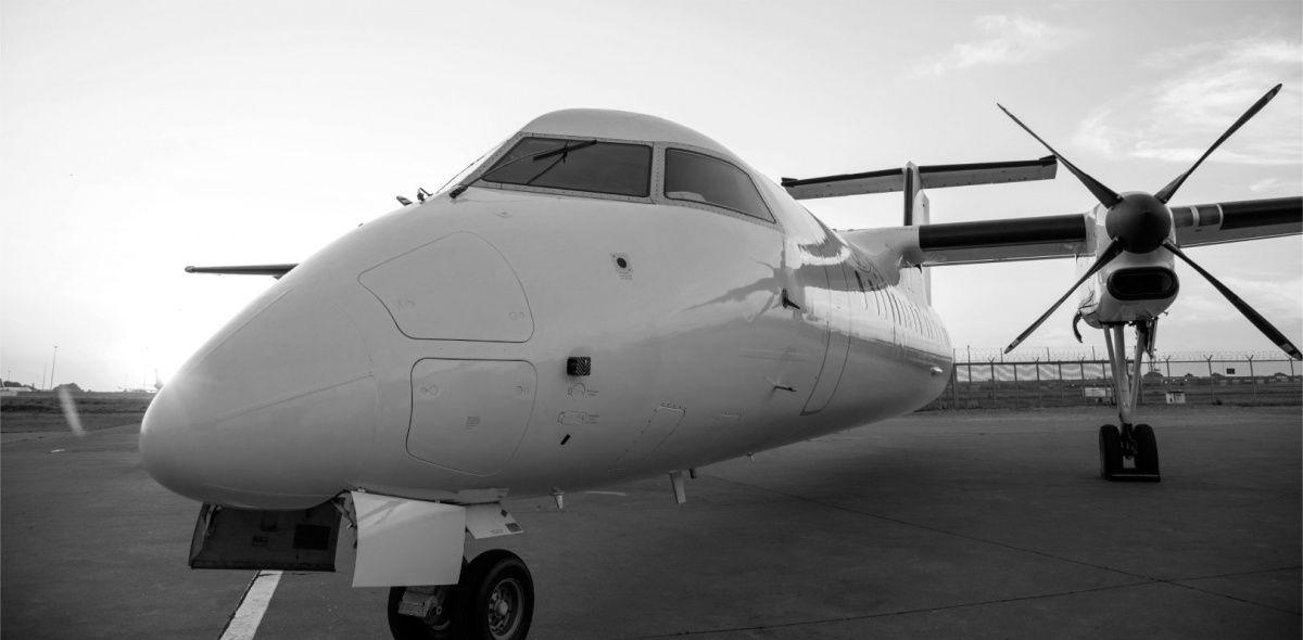 Ejército Colombiano interesado en adquirir el avión DASH-8